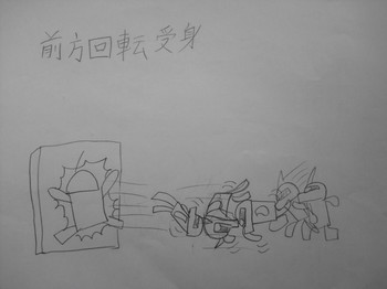 ukemi:受け身