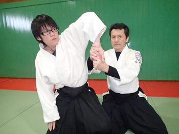 三教 aikido sankyo