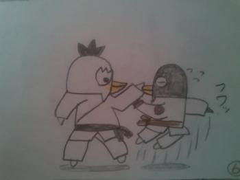 合気道漫画6