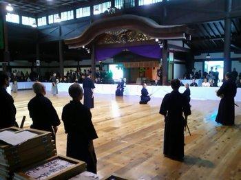 全日本剣道演武大会